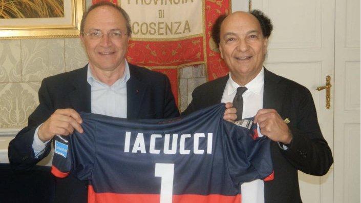 Cosenza in Serie B: le dichiarazioni di Franco Iacucci