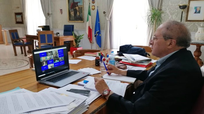 Osservatorio atti intimidatori, Franco Iacucci: «Non bisogna lasciare soli i sindaci»