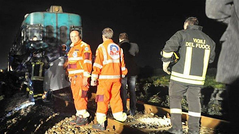 Strage di Rossano, 14 persone rinviate a giudizio per disastro ferroviario