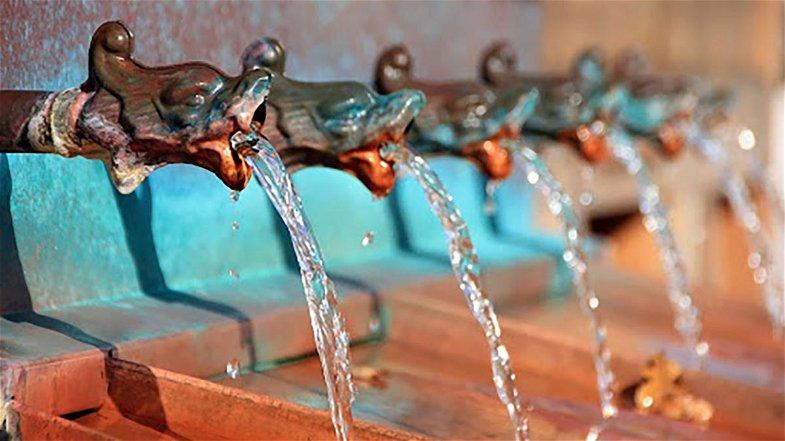 Calabria, gestione unica del Servizio idrico integrato: «I tempi si allungano all'anno prossimo»