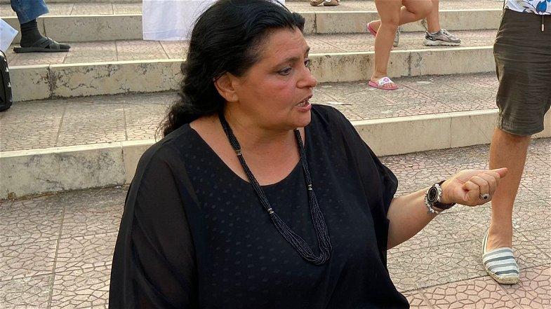 Ecodistretto a Villapiana, la protesta di Eleonora: il sostegno della rete Raspa