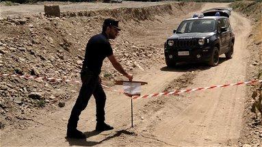 Furto di inerti dal Fiume Crati: arrestate due persone
