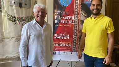 Castrovillari apre le porte al mondo con l'Estate Internazionale del Folklore