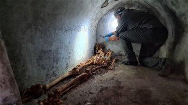 Pompei, ritrovato lo scheletro con capelli e un orecchio ancora visibili: è di Marcus Venerius Secundio