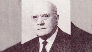 Giuseppe Casciaro, medico chirurgo rossanese, il cui padre fu precursore della vaccinazione antivaiolosa