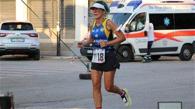 Maratona, la pugliese Mimma Caramia è la regina del Pollino