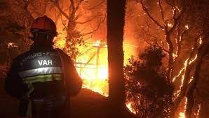 Domato dopo più di una settimana il grande incendio di Pomiero/Macchia della Giumenta