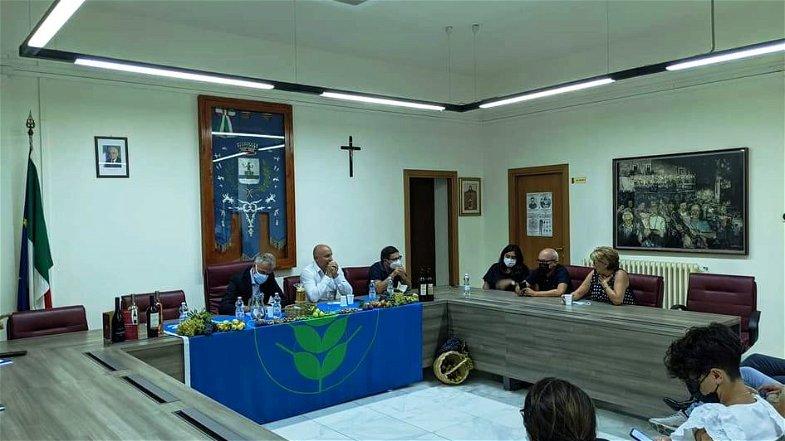 Montegiordano si coccola la bandiera Spighe Verdi e sprona il territorio ad una nuova politica agricola