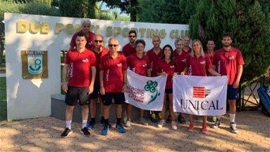 Le tenniste dell'Unical vincono la 34esima edizione dei Campionati Universitari Nazionali