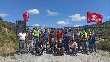 Ritardano i pagamenti, operai incrociano le braccia: si bloccano i lavori sulla Sila-Mare
