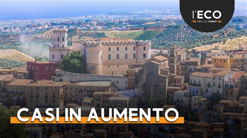 Nella Sibaritide-Pollino oggi 50 nuovi positivi al covid di cui 22 a Co-Ro e 16 a Cassano