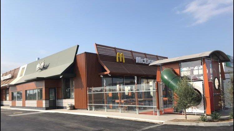 Martedì 7 verrà inaugurato il McDonald's di Corigliano-Rossano