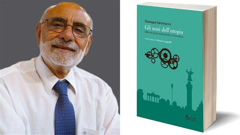 """A Co-Ro la presentazione del libro """"Gli anni dell'utopia"""" di Giuseppe Sammarro"""