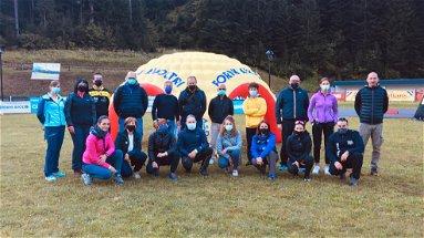 Cinque nuovi giudici di gara per lo sci di fondo al comitato Fisi Calabro Lucano