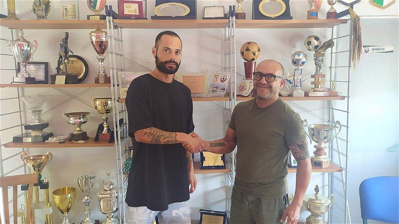 Castrivillari Calcio, raggiunto l'accordo con il difensore Gerardo Strumbo