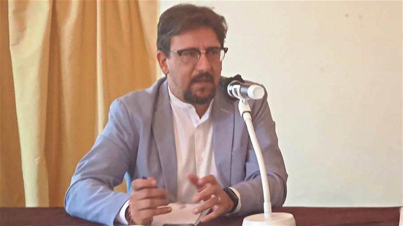 REGIONALI 2021 - Ratti presenta ufficialmente la sua candidatura in La Calabria con De Magistris