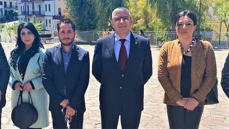 Cassano, accordo tra Comune e Consorzio di bonifica per un centro sportivo a Sibari