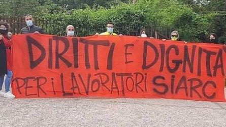 Co-Ro, Cgil e Uil: «Preoccupati per i lavoratori Siarc. Per loro solo incertezza»