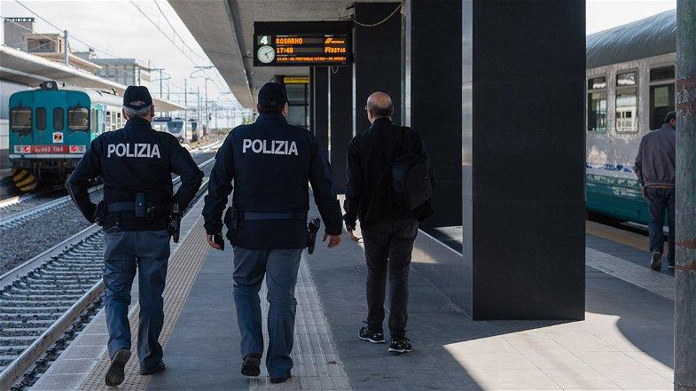 Polizia Ferroviaria per la Calabria, ecco il bilancio estivo del 2021