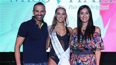 È Chiara Cipri la fascia nuova Miss Rocchetta Bellezza e accede alle finali di Miss Italia