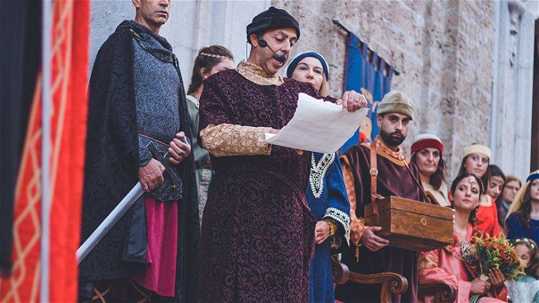 A Mormanno si rivive l'evento storico della donazione del Castrum di Miromanum