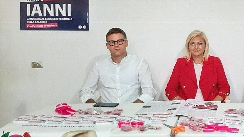 REGIONALI 2021 - Katia Ianni inaugurerà a Castrovillari e Frascineto le sedi elettorali di Coraggio Italia