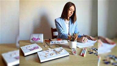 Gioielli ispirati al Codex, l'idea della giovane fashion designer rossanese Teresa Cicero