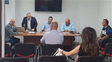 REGIONALI 2021 - Confesercenti Cosenza incontra Roberto Occhiuto