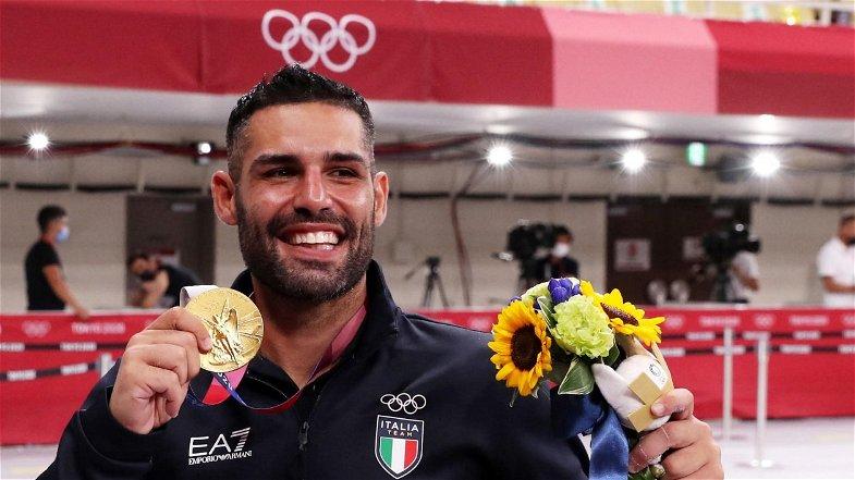 Unical all'Open Days dello sport con il campione olimpico Luigi Busà