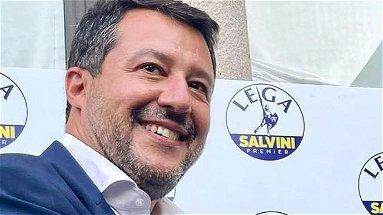 Corigliano-Rossano, Salvini fa tappa a Schiavonea. Ecco quando