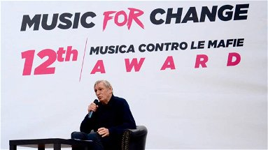 Al via la seconda fase di Music For Change 12th Musica contro le mafie award
