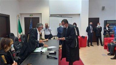 Credibilità e umiltà, si insedia così il nuovo procuratore capo di Castrovillari