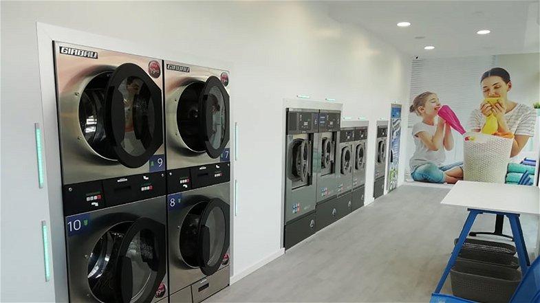 A Corigliano-Rossano fa il suo esordio la lavanderia self-service