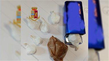 Cosenza, arrestato per droga un 47enne pluripregiudicato