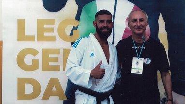 Corigliano-Rossano presente allo stage con il campione olimpico di Karate Luigi Busà
