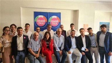 REGIONALI 2021 - Quagliarello incontra i giovani di 'Coraggio Italia'