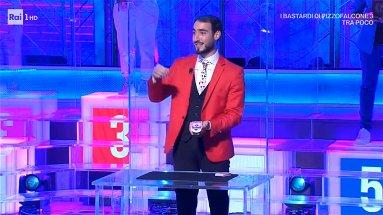 Da Paludi al Teatro delle Vittorie di Roma: l'ascesa del giovane illusionista Giandomenico Morello
