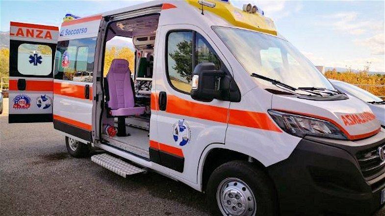 Tragedia a Fuscaldo, perde la vita una persona coinvolta in un incidente stradale