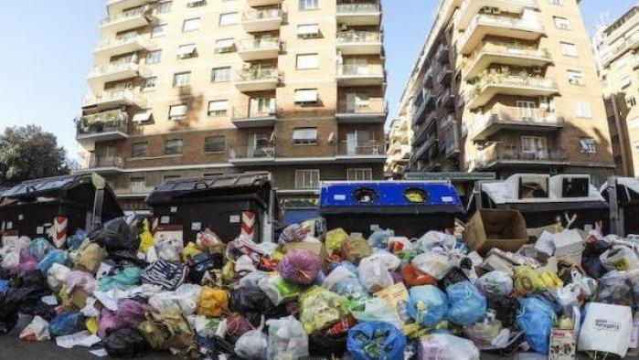 Emergenza rifiuti a Co-Ro, c'è scarsa capacità negli impianti di conferimento