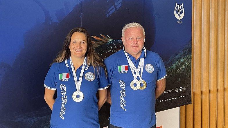 Campionati del mondo di fotografia subacquea, sul podio anche il calabrese Francesco Sesso