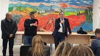 Il presidente della Provincia Iacucci aderisce alla manifestazione di sabato