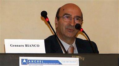 Gennaro Bianco, Presidente della sezione provinciale di Cosenza, rieletto nel consiglio nazionale Ancrel