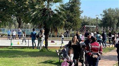 """Co-Ro, Volley S3 al Parco """"Fabiana Luzzi"""": una giornata all'insegna dello sport e del divertimento"""