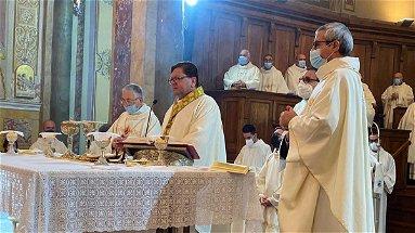 Monsignor Aloise: «Suscitare nelle persone la sete di Dio, ma anche ascoltare le loro domande»