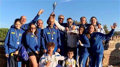 La CorriCastrovillari conquista il bronzo ai Campionati Nazionali ASI a Siena