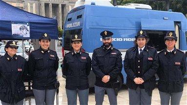 """Cassano, parte il progetto """"Questo non è Amore"""": arriva il camper della Polizia contro la violenza di genere"""