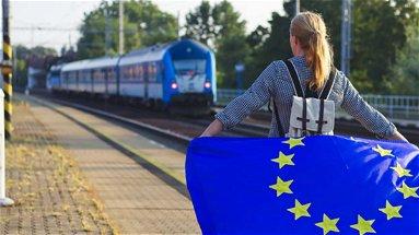 Tornare a viaggiare nell'Anno europeo dei giovani: 60mila pass ferroviari gratuiti per 18-20enni