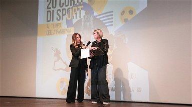 Cosenza, ecco i vincitori del festival della cinematografia sportiva