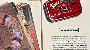 L'identità calabrese ispira la nuova borsa baguette di Fendi