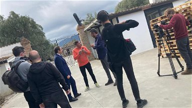A Corigliano-Rossano arrivano media e tv internazionali per raccontare l'esperienza Amarelli